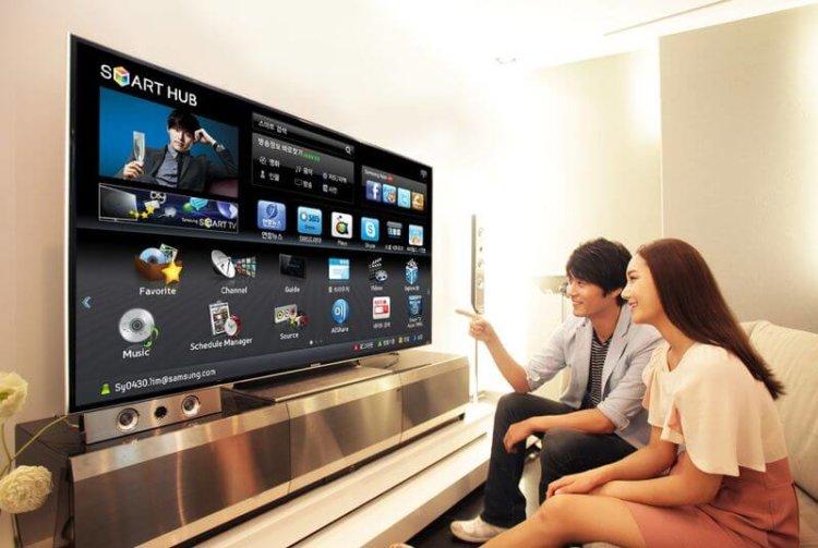 Телевизоры Samsung умеют встраивать рекламу даже в пользовательский контент