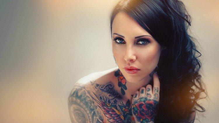 Учёные работают над созданием крема для удаления татуировок