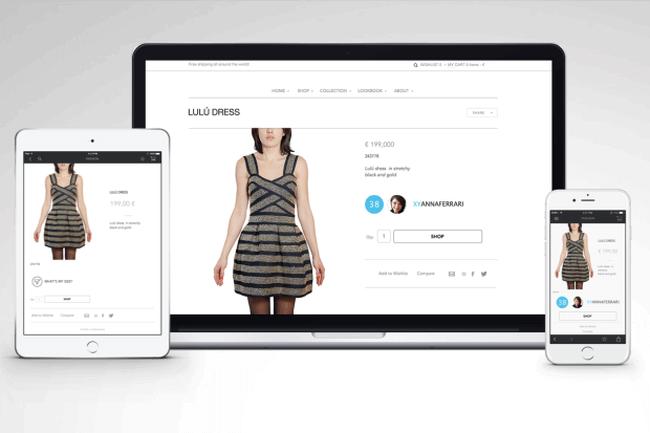 On – умная рулетка для модниц, заказывающих одежду из интернета