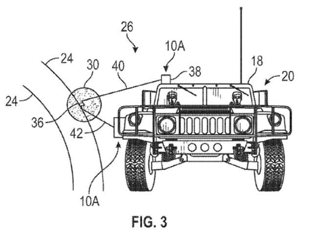 Компания Boeing запатентовала силовое поле, для защиты от взрывной волны