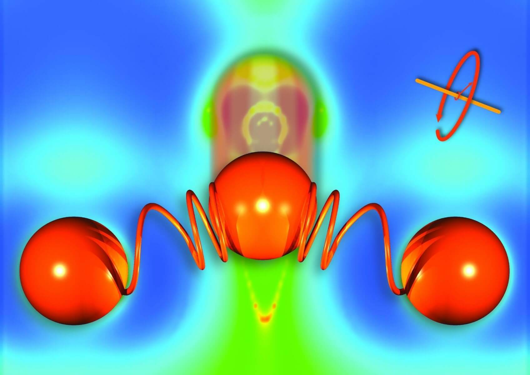 частицы звука тепла продемонстрировали магнитные свойства