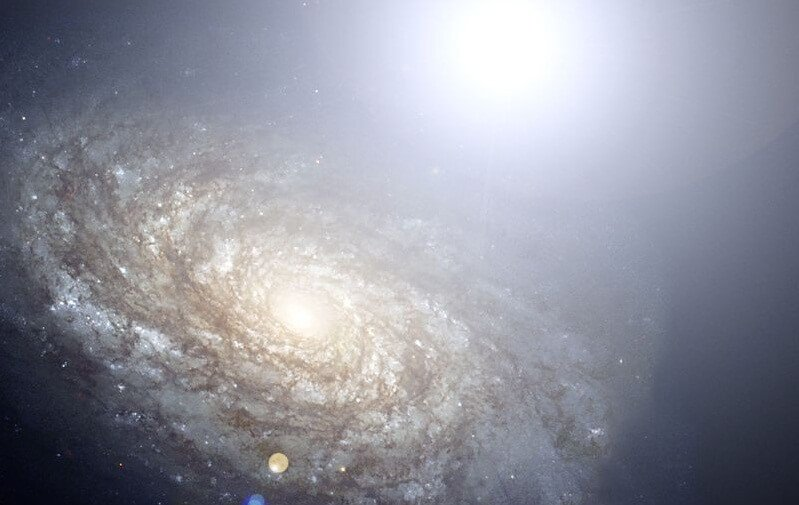 «Пропавший свет» в наблюдаемой Вселенной может объяснить экзотический источник