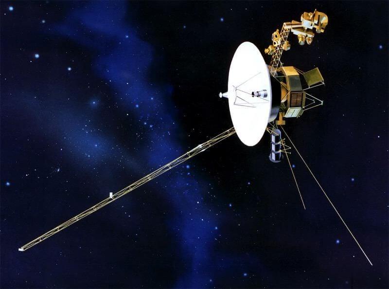«Вояджер»: самый быстрый космический аппарат во Вселенной