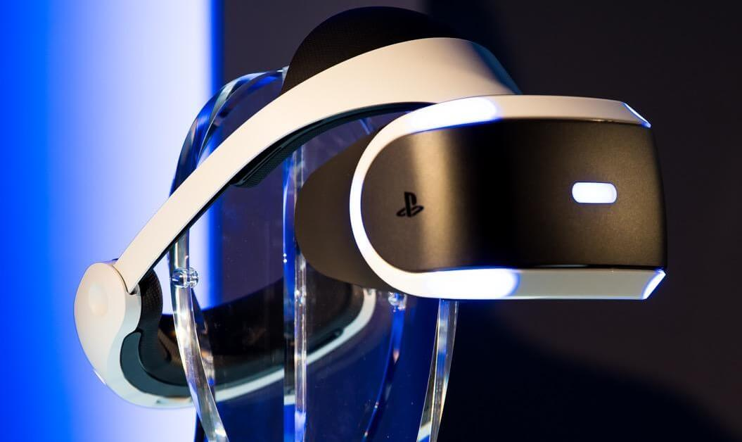 Sony представила обновлённую версию VR-гарнитуры Project Morpheus