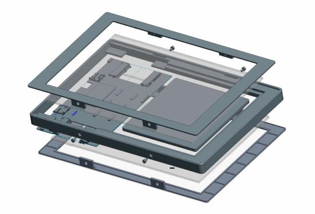 Click Arm One – первый модульный планшет от компании ImasD
