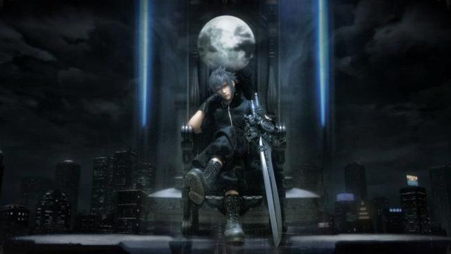 Final Fantasy Episode Duscae 02