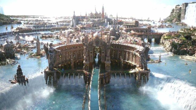 Final Fantasy Episode Duscae 05