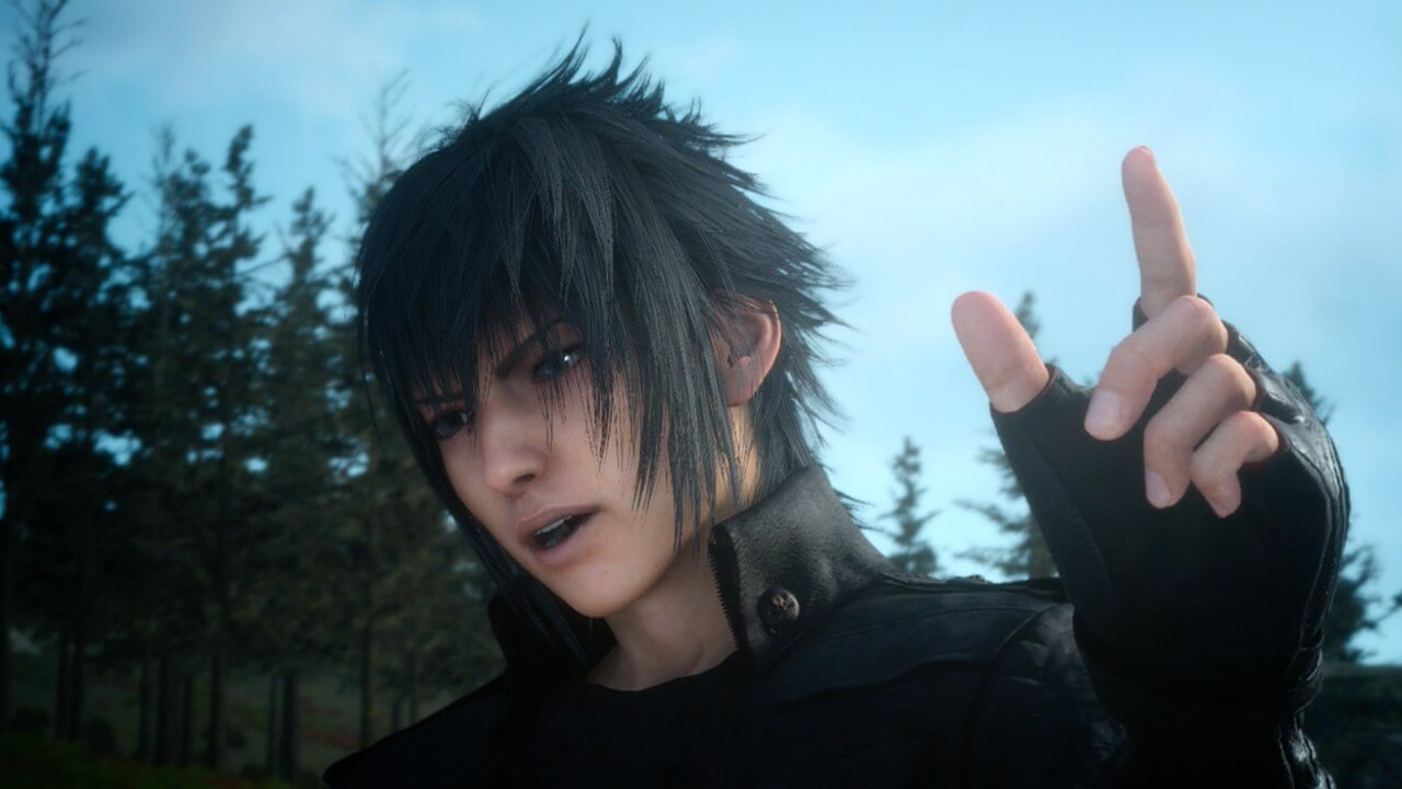 Final Fantasy Episode Duscae 06
