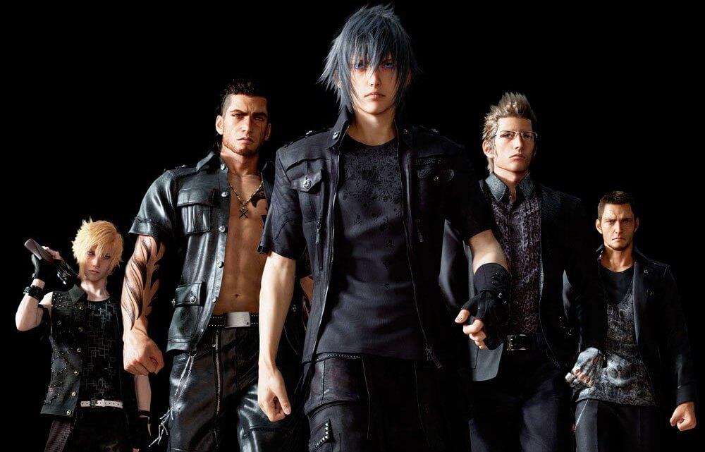 Final Fantasy Episode Duscae 07