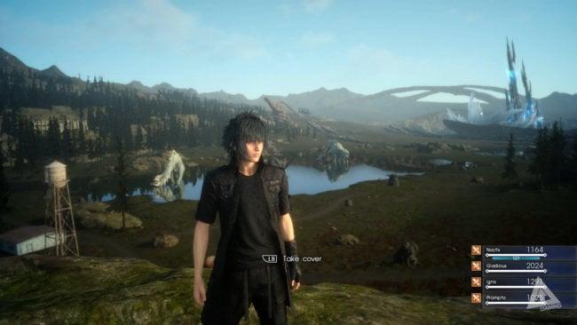 Final Fantasy Episode Duscae 10