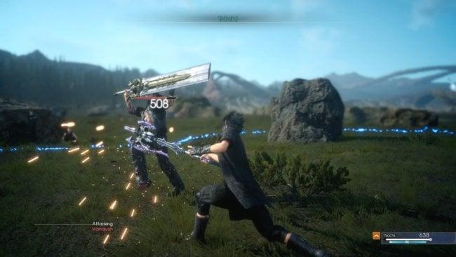 Final Fantasy Episode Duscae 16
