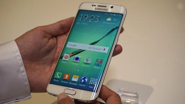 Galaxy S6 Edge - фотография Forbes