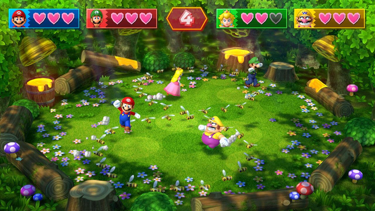 Mario Party 10 18