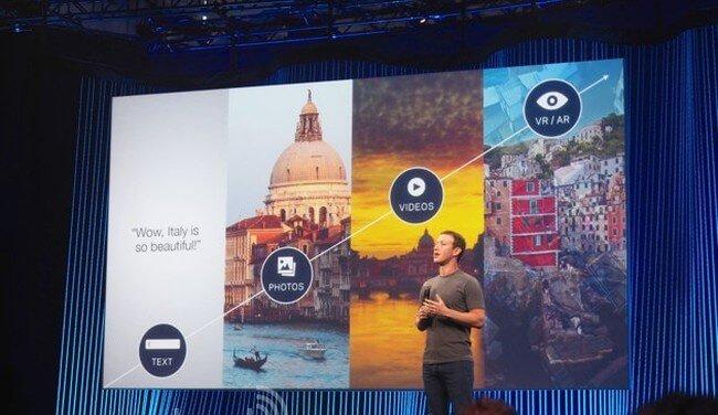 Цукерберг приподнял завесу тайны над интеграцией Oculus Rift в Facebook