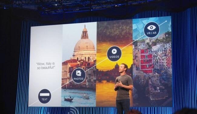 Марк Цукенберг раскрыл тайну над интеграцией Oculus Rift в Facebook
