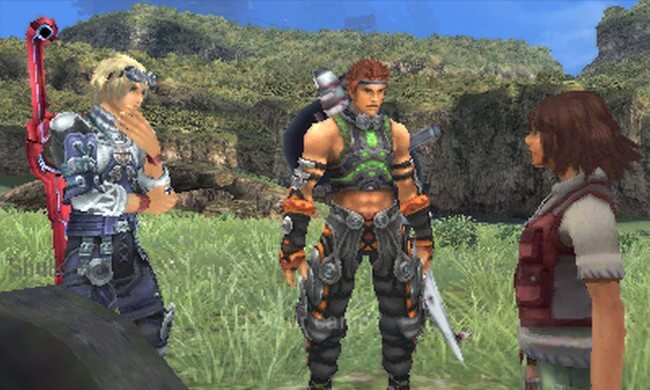 Обзор игры Xenoblade Chronicles 3D: фантастический мир в вашем кармане