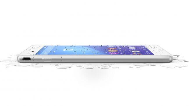 Компания Sony представила новый смартфон и флагманский планшет