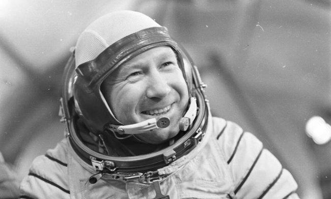 «Время первых» - фильм о первом выходе человека в открытый космос