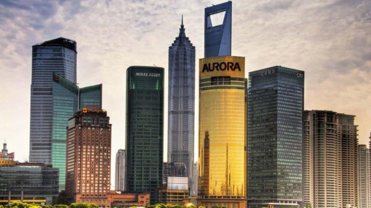 Китайские строители возвели 57-этажный небоскрёб за 19 дней