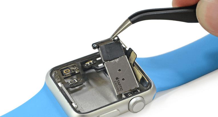 Taptic Engine стал причиной высокоого процента заводского брака Apple Watch