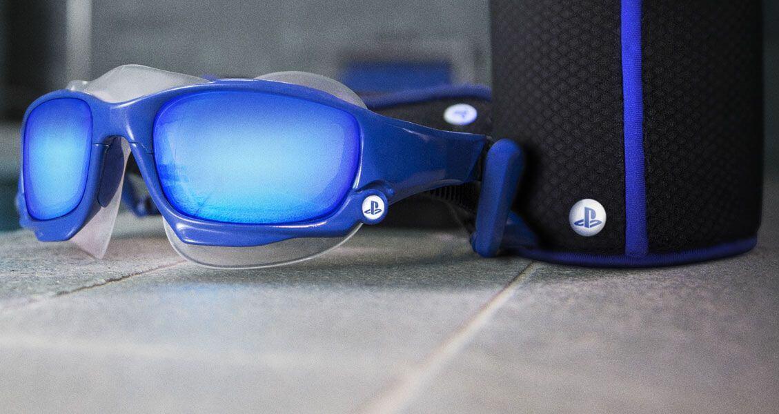 Sony разработали гарнитуру виртуальной реальности для погружения под воду.