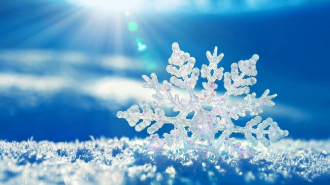 Солнце и лед