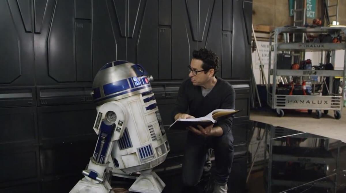 Новый тизер фильма Star Wars: Episode VII - The Force Awakens