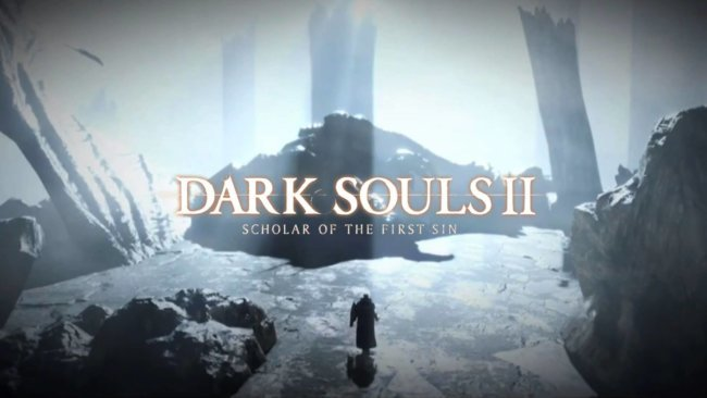 Dark Souls 2 Scholar of the First Sin 01