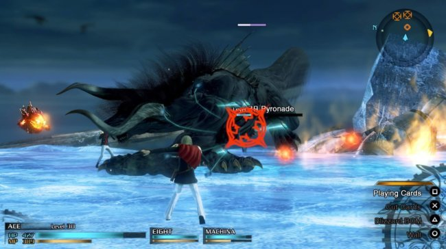 Final Fantasy Type-0 HD 14