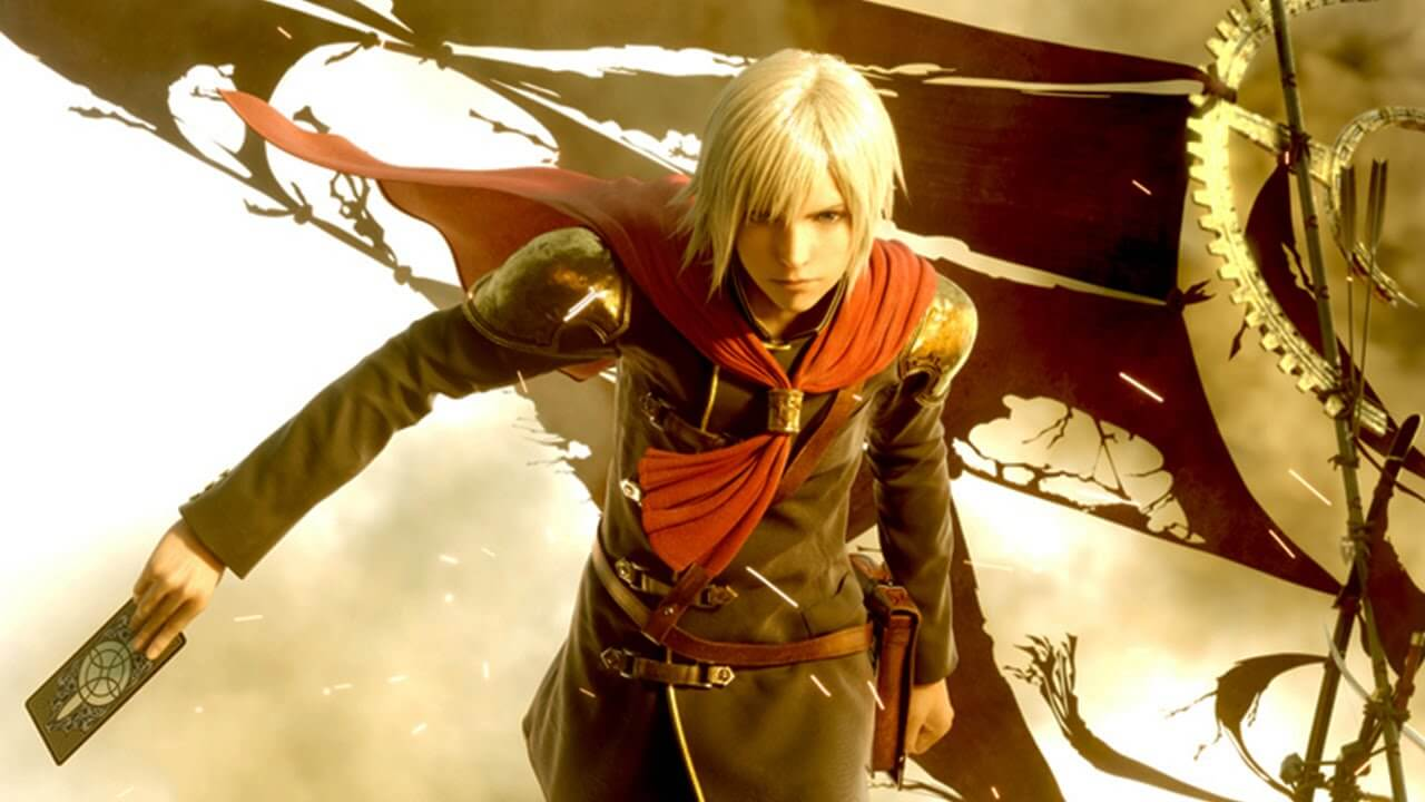 Final Fantasy Type-0 HD 17