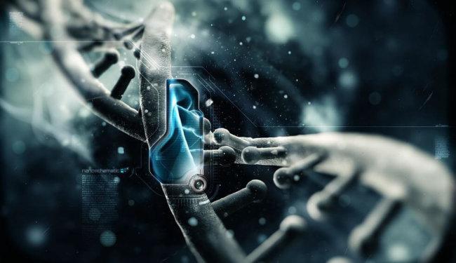 Редактирование генома