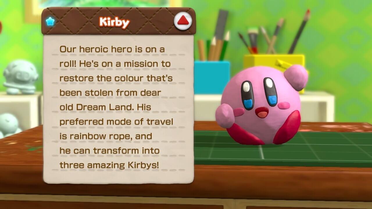 Kirby and the Rainbow Paintbrush 03