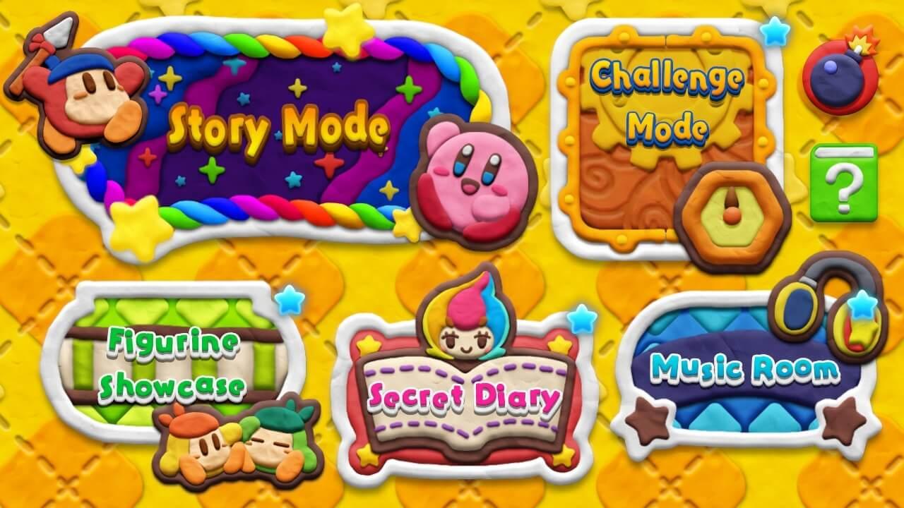 Kirby and the Rainbow Paintbrush 04