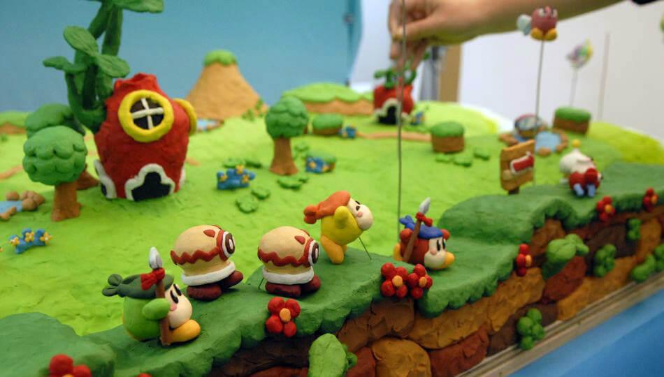 Kirby and the Rainbow Paintbrush 08