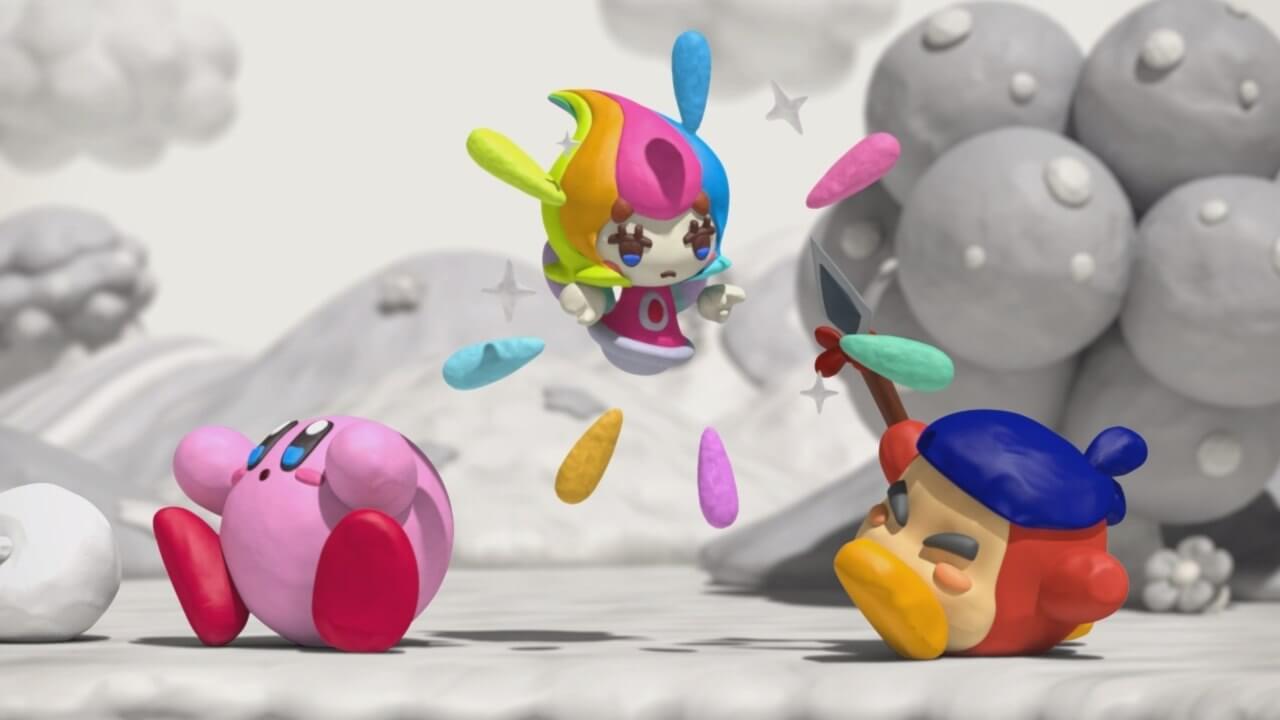Kirby and the Rainbow Paintbrush 10