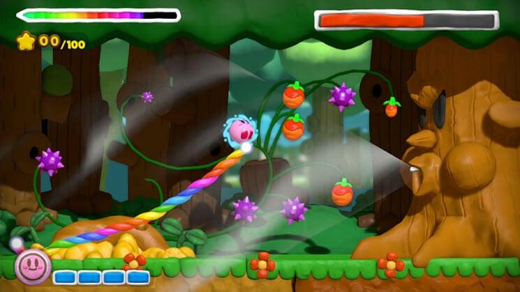 Kirby and the Rainbow Paintbrush 17