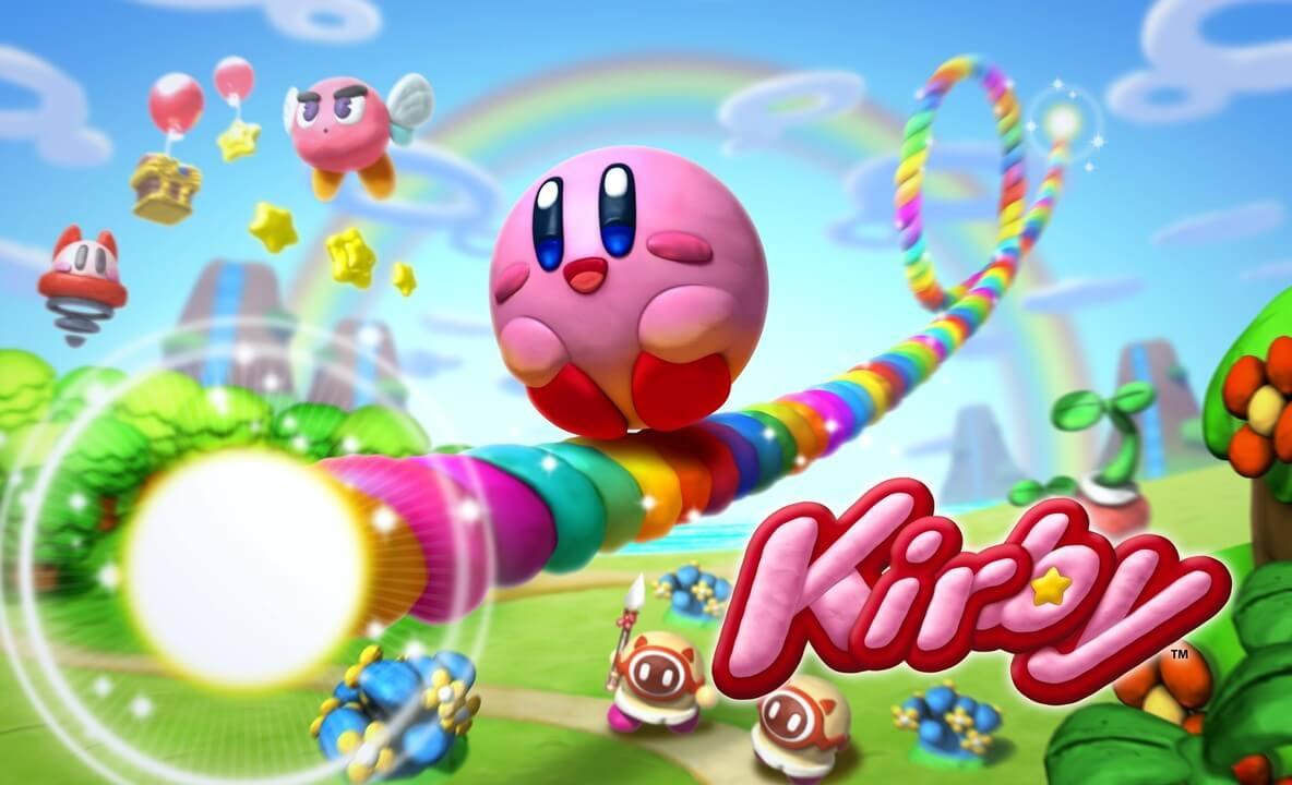Kirby and the Rainbow Paintbrush 19