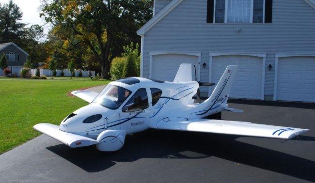 Мы не увидим летающий автомобиль компании Terrafugia в этом году