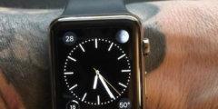 Оказалось, что часы Apple Watch не любят татуировки