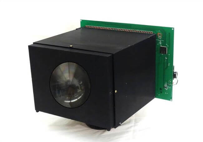 Разработана видеокамера, не использующая батарейки или аккумуляторы