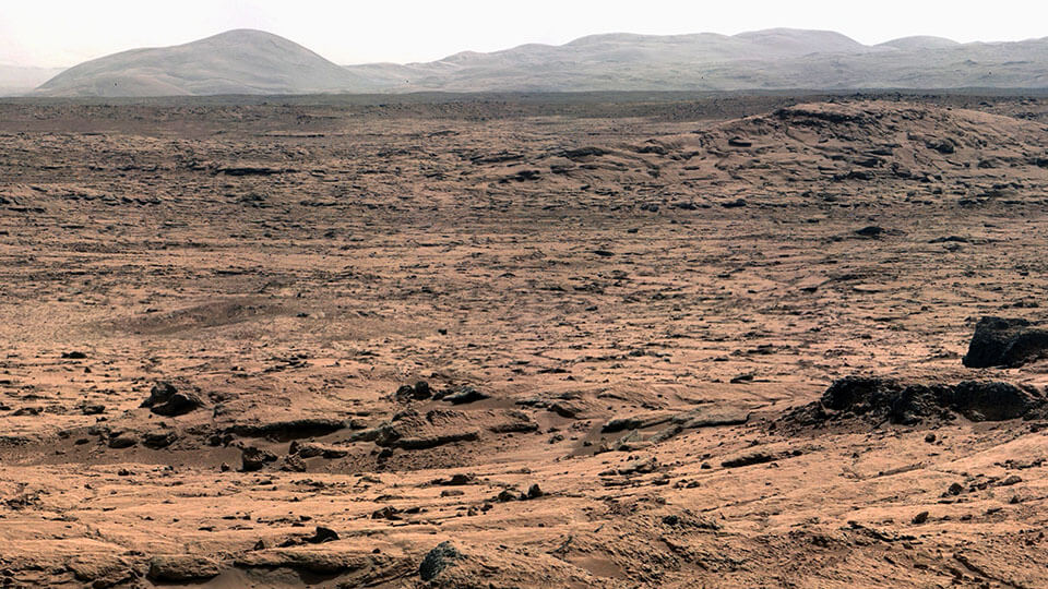 NASA rover on Mars falls silent following gigantic dust