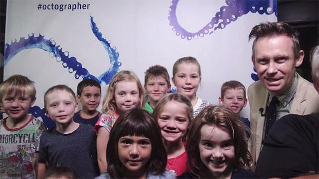 Octographer