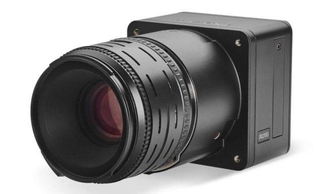 Phase One iXU 180 - самая компактная 80-мегапиксельная камера в мире