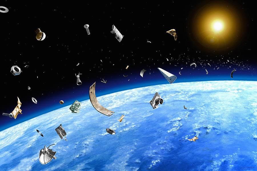 space debris chris butler Самые интересные факты о нашей планете, о которых вы не знали раньше