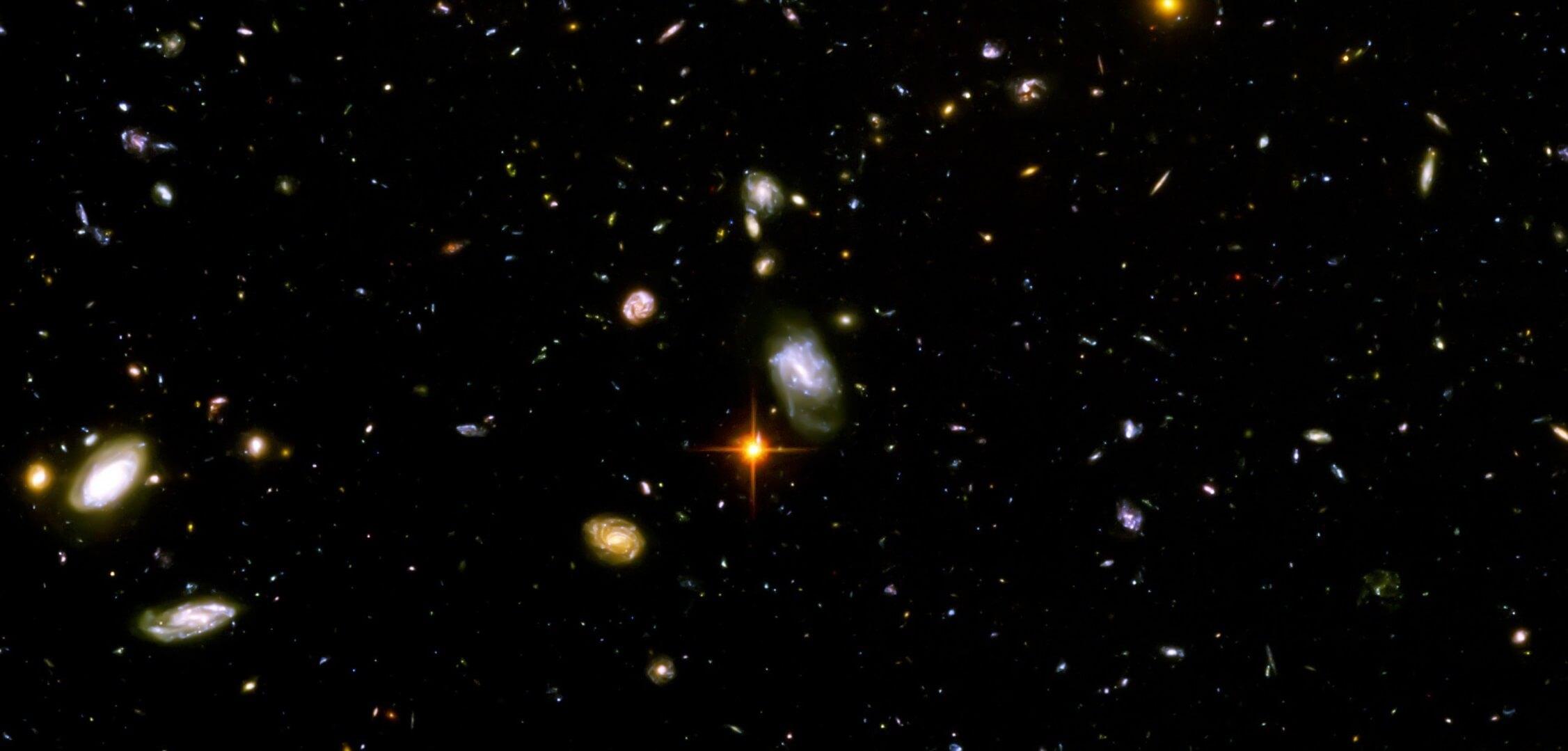 Важнейшие мгновения Хаббла (11 фото)