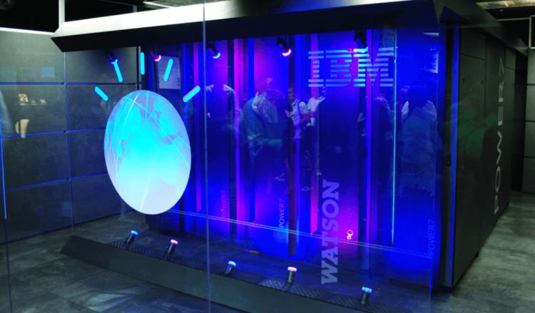 Суперкомпьютер Watson поможет бороться с онкологическими заболеваниями