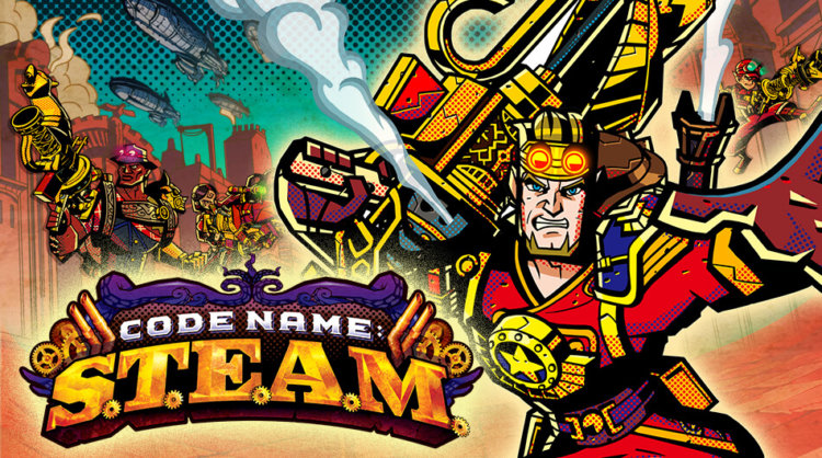 Code Name Steam 01