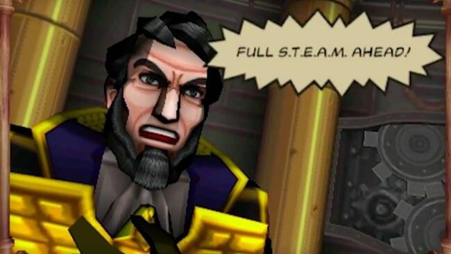 Code Name Steam 05