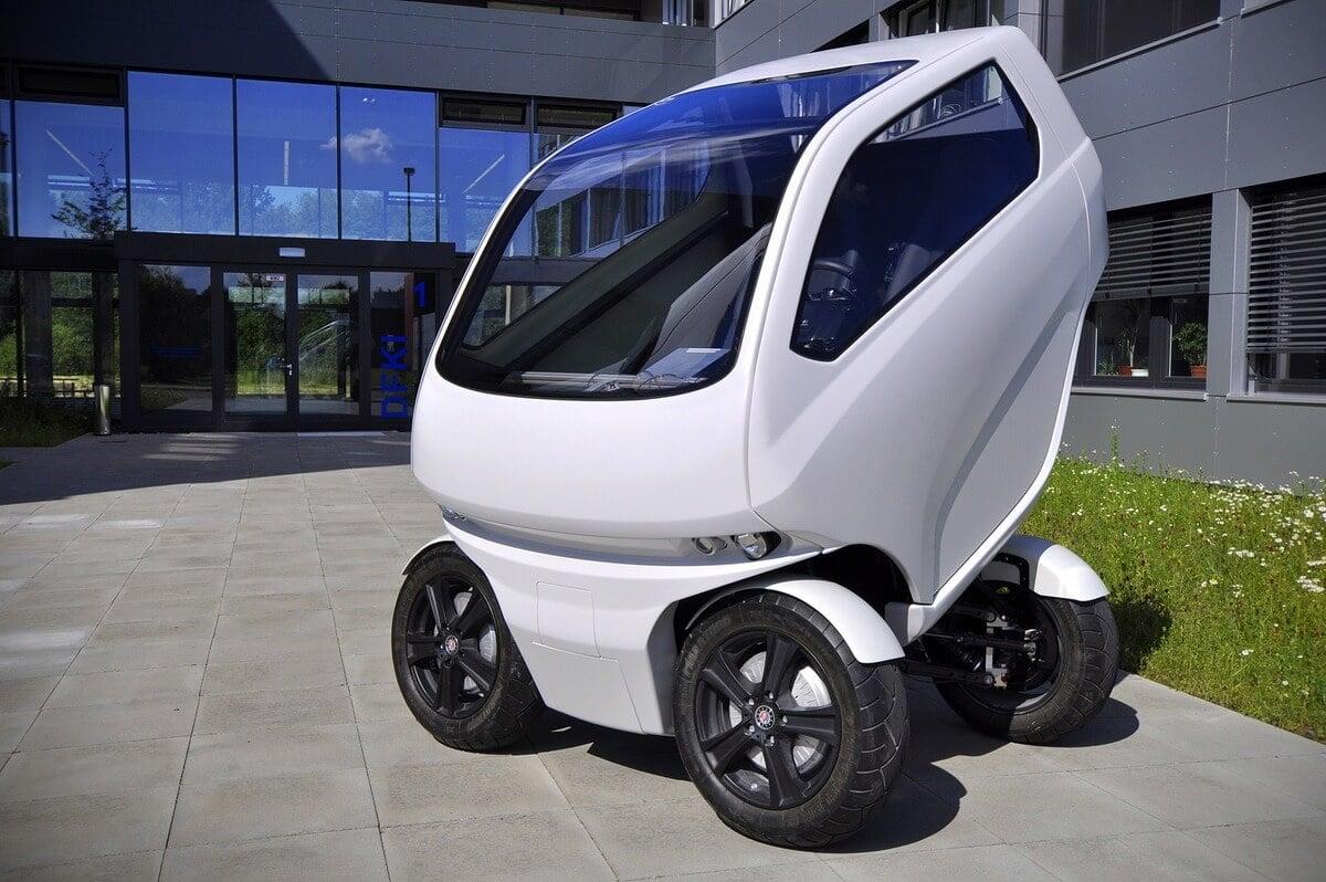 Будущее городского автомобиля
