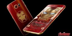 Анбоксинг смартфона Samsung Galaxy S6 Edge в стиле Iron Man